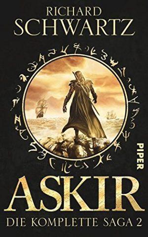 Cover: Askir: Die komplette Saga 2