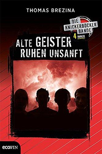 Cover: Alte Geister ruhen unsanft