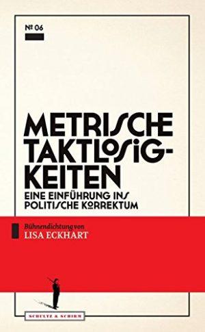 Cover: Metrische Taktlosigkeiten