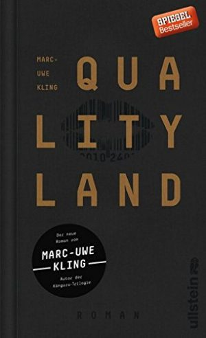 Cover: Qualityland