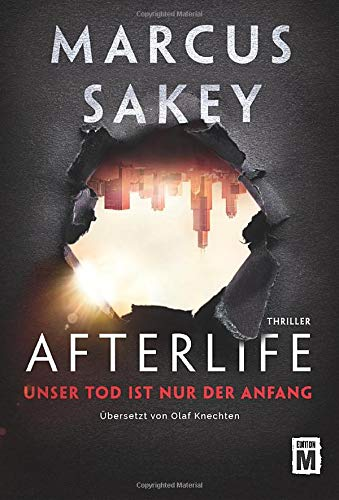 Cover: Afterlife