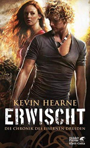 Cover: Erwischt