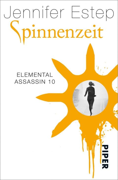 Cover: Spinnenzeit