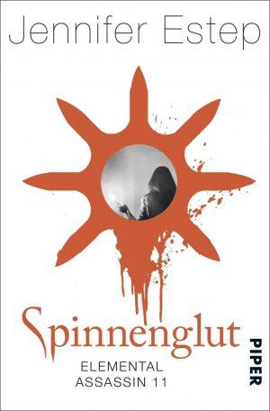 Cover: Spinnenglut