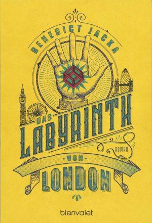Cover: Das Labyrinth von London
