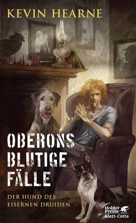 Cover: Oberons blutige Fälle