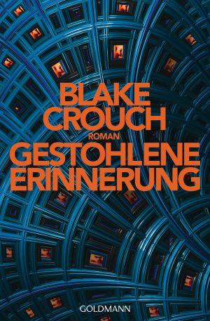 Cover: Gestohlene Erinnerung