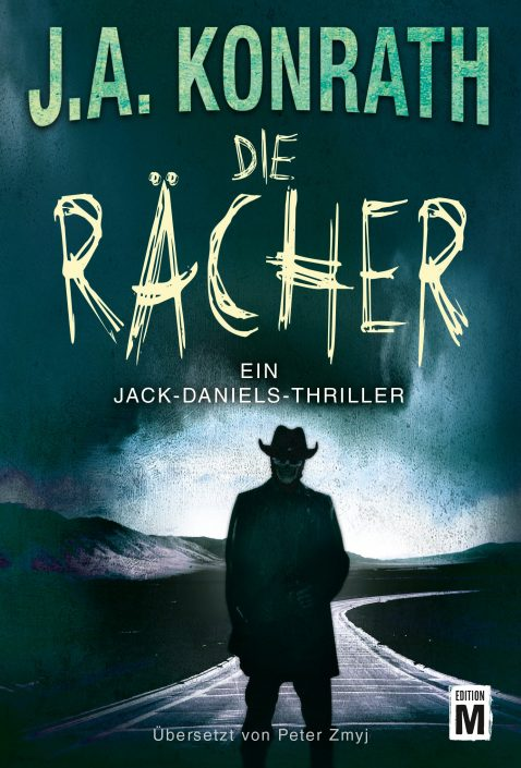 Cover: Die Rächer