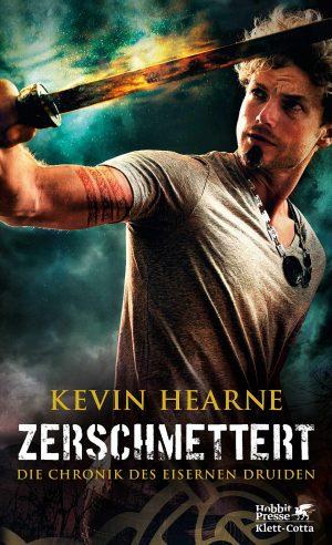 Cover: Zerschmettert
